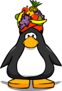 Fruit Headdress PC