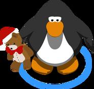Holiday Teddy ingame