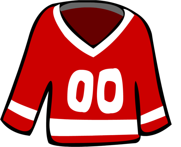 File:Old Red Hockey Jersey.png