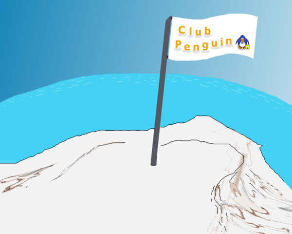 File:Club Penguin Welcome Fanart.png