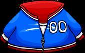 Blue Track Jacket clothing icon ID 771