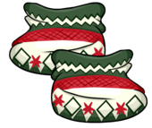 Festive Socks clothing icon ID 6144
