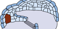 Split Level Igloo