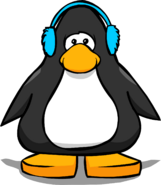 Blue Earmuffs Playercard