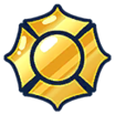 Decal Fire Badge icon