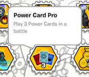 Power card pro stamp book