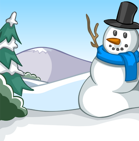 File:Snowman Background.png
