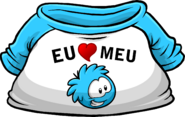 I Heart My Blue Puffle T-Shirt icon pt