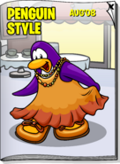 Penguin Style August 2008