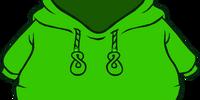 Green O'berry Hoodie