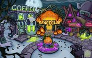 Halloween Party 2013 Town