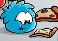 File:A Blue Puffle Eating Pizza.jpg