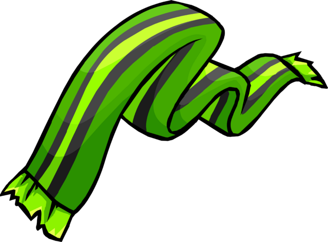 File:Green Trendy Scarf.png