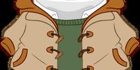 Winter Toggles Coat