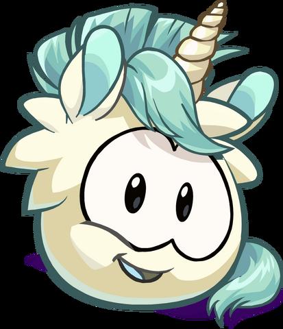 File:Unicorn Puffle artwork.png