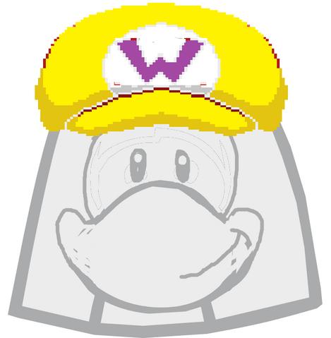 File:Wario's cap.png