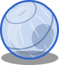 Puffle Ball clothing icon ID 604
