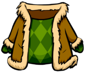 Green Suede Jacket clothing icon ID 232.png