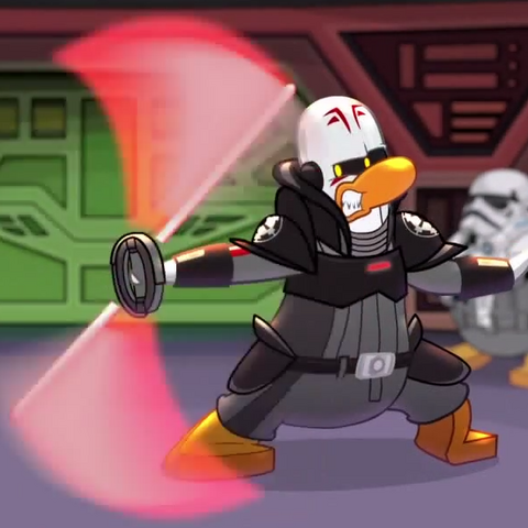 File:The Inquisitor with Stormtrooper and lightsaber drawn.png