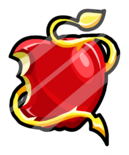 Descendants Pin icon