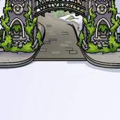 Univeristy Gates Background photos