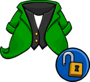 Leprechaun Tuxedo unlockable icon