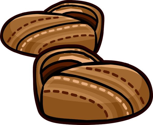 File:Brown Canvas Shoes.png