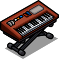 Electric Keyboard sprite 013