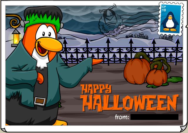 File:Happy Halloween postcard.png