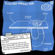 Magnet Blueprints full award fr