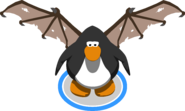 Brown Bat Wings in-game
