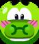 Emoji Sickened Face