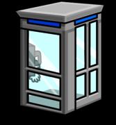 Telephone Box sprite 004