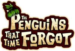 The Penguins That Time Forgot Stage Play Logo
