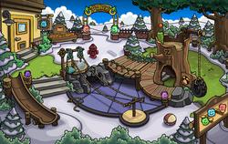 Puffle Park