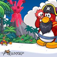 Rockhopper's Tropical Background photo ru