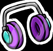 Headphones Pin icon