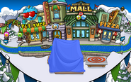Club Penguin Island Party Plaza