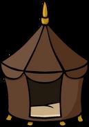 Puffle Tent sprite 001
