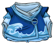 Waterfall Coat clothing icon ID 4121