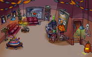 Halloween Party 2008 Coffee Shop