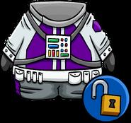 Purple Space Suit unlockable icon