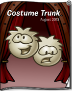 Costume Trunk August 2013