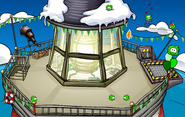 Puffle Party 2010 Beacon