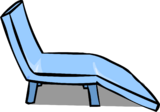 Blue Deck Chair sprite 005