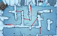 Great Snow Race Laser Maze 3