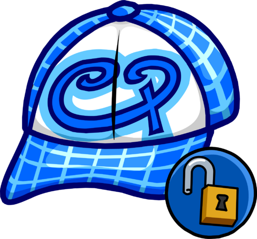 File:Blue Skater Hat Icon 11090.png