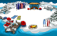 Summer Party Dock
