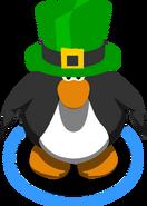 Gigantic St. Patrick's Hat ingame