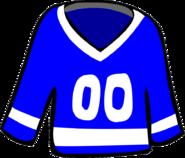 Old Blue Hockey Jersey